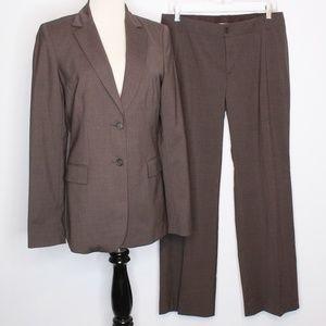 BANANA REPUBLIC | Stretch Pants Suit Set Size 6
